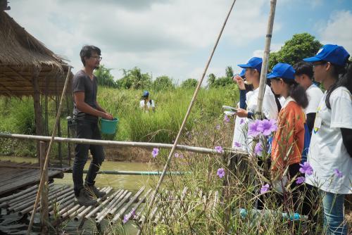 โครงการ เด็กทุนฯ พลิกประเทศ2